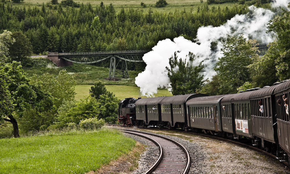 Sauschwänzlebahn II
