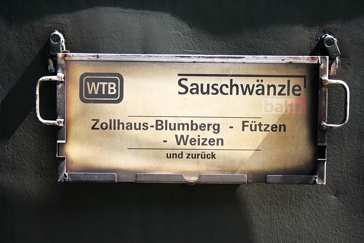 Sauschwänzlebahn im Schwarzwald - 01