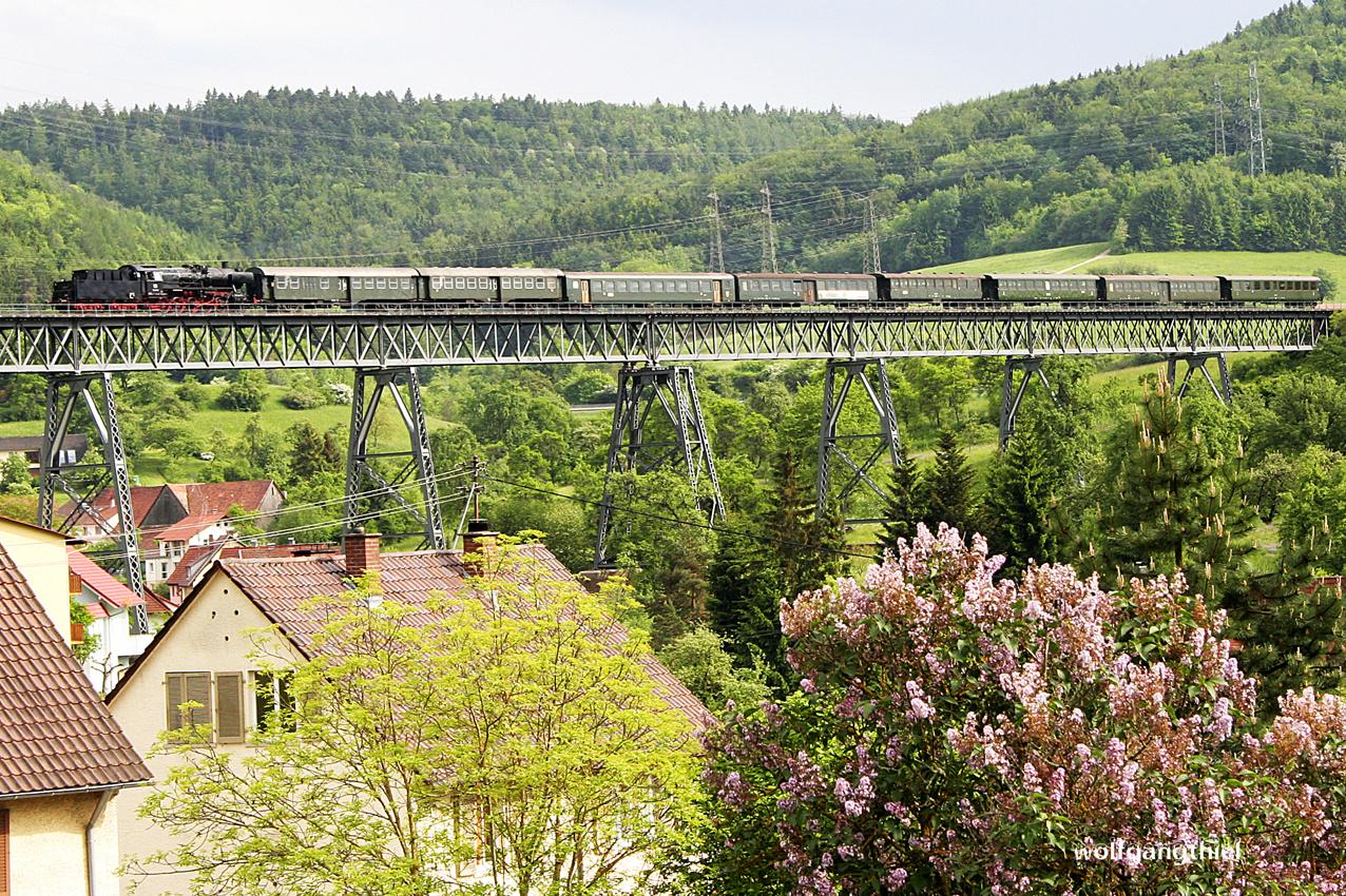 Sauschwänzlebahn im Schwarzwald - 02