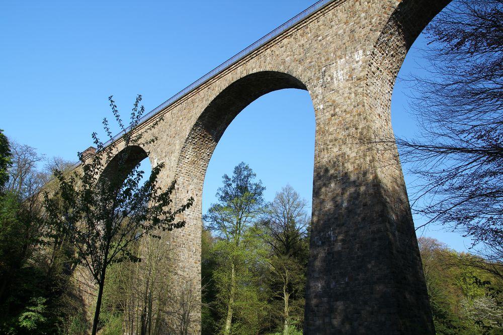 Sautalbrücke Velbert...