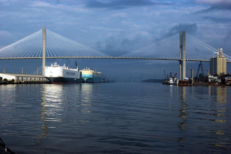 Savannah Fan Bridge