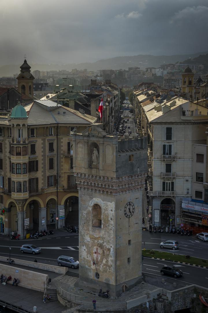 Savona - Stadtansicht
