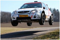Saxo Kit-Car in the air -Reload-