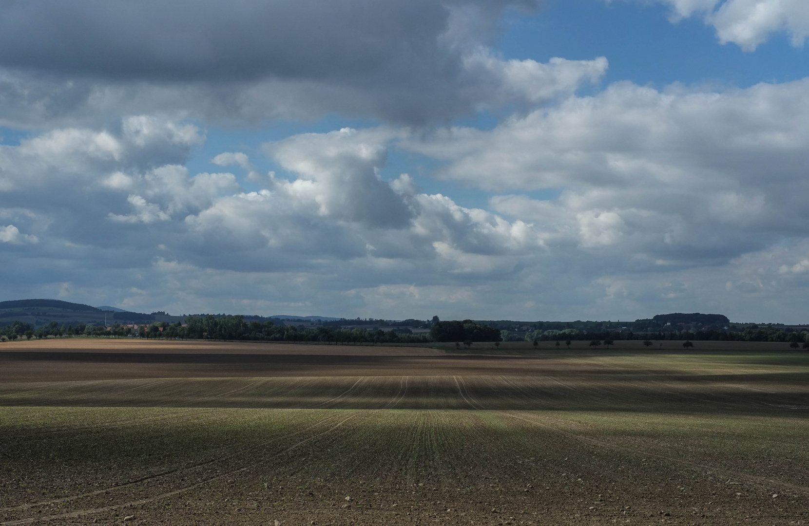 Saxonian Skies II