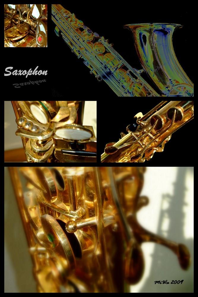 >> Saxophon