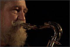 Saxophone....
