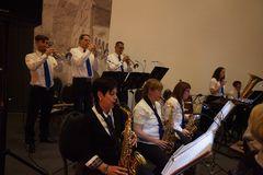 Saxophones & Trumpets