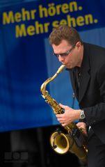 Saxophonist - Sascha Klaar Band