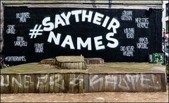 #SAY THEIR NAMES (1) ...