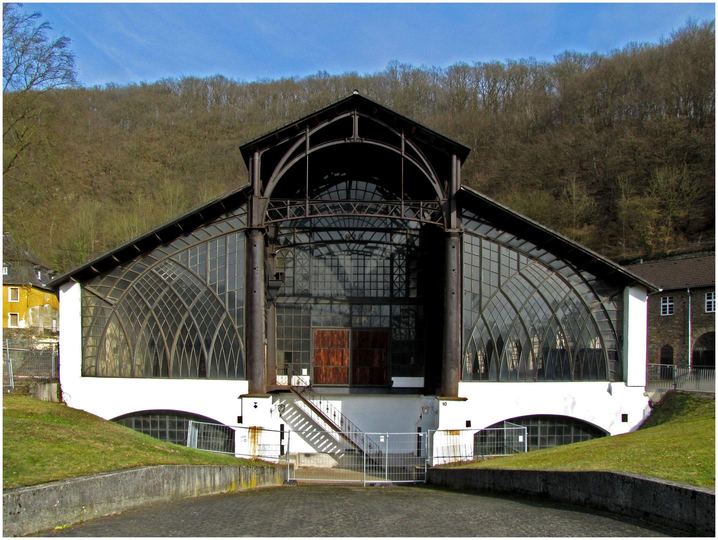 Sayner Gießhütte in Bendorf-Sayn / Rhein