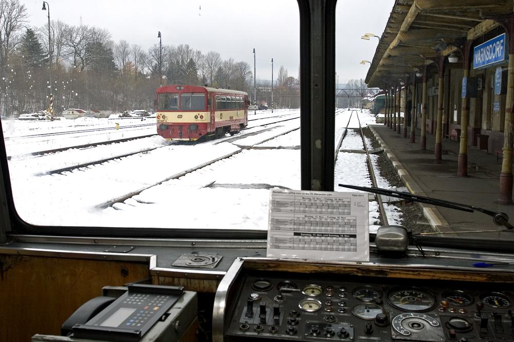 SBE im Bf. Varnsdorf