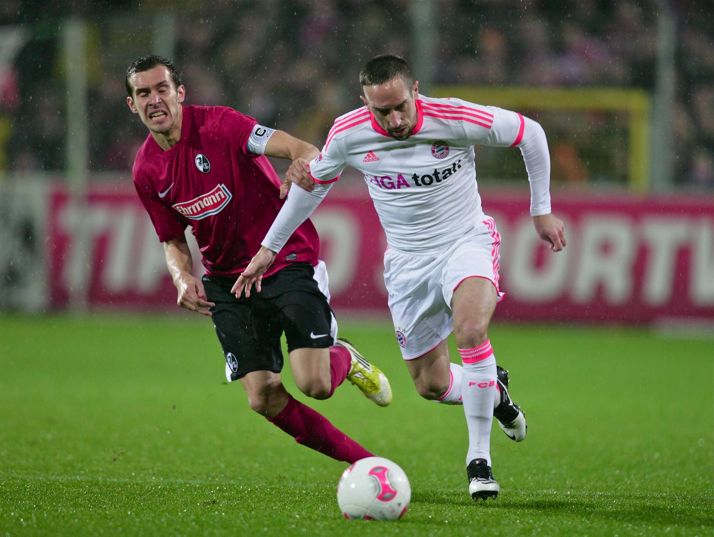 SC Freiburg-Bayern München - 2 -