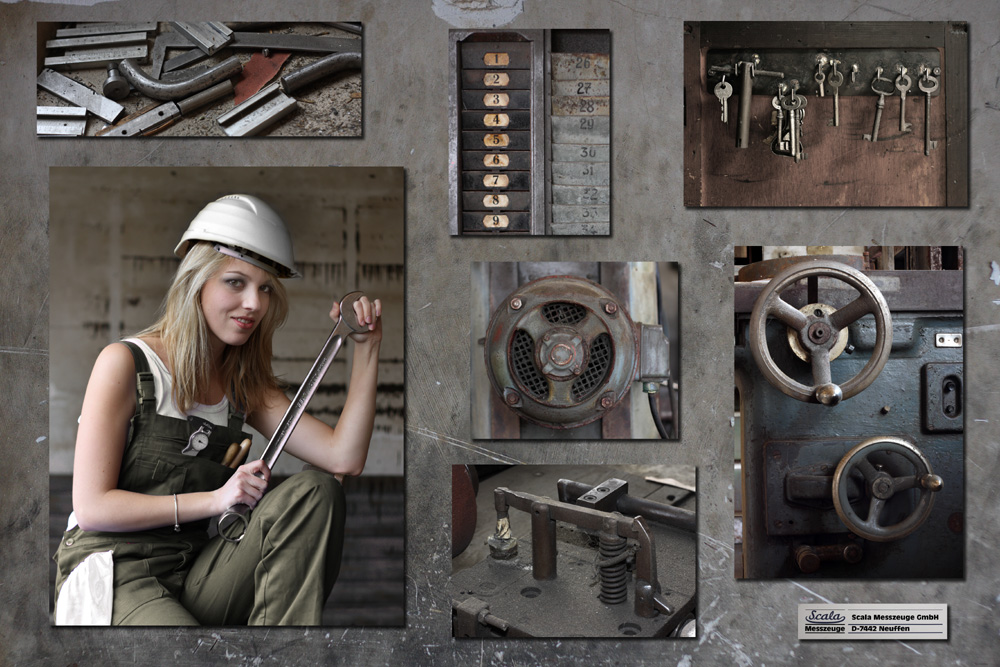 Scala Messwerkzeuge-Fabrik