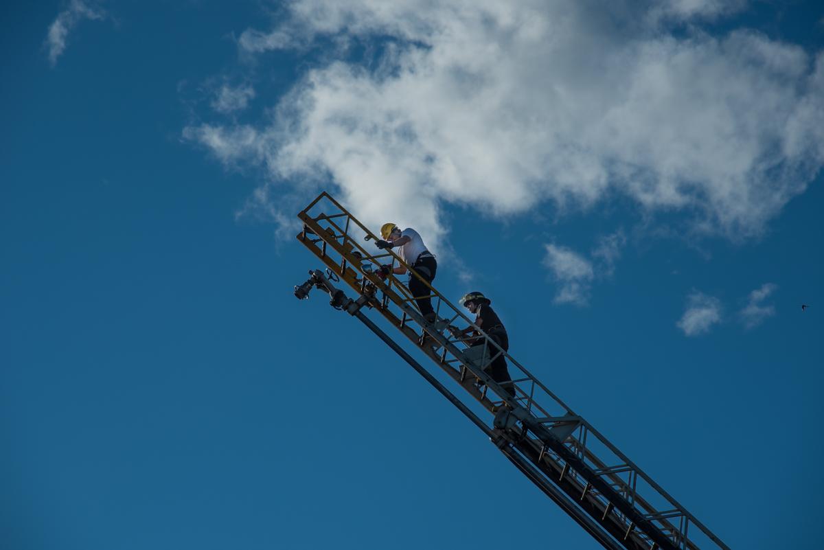 scala per il cielo