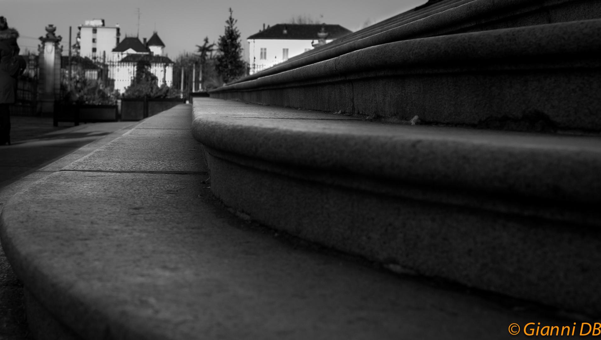 Scalinata del Duomo di Torino