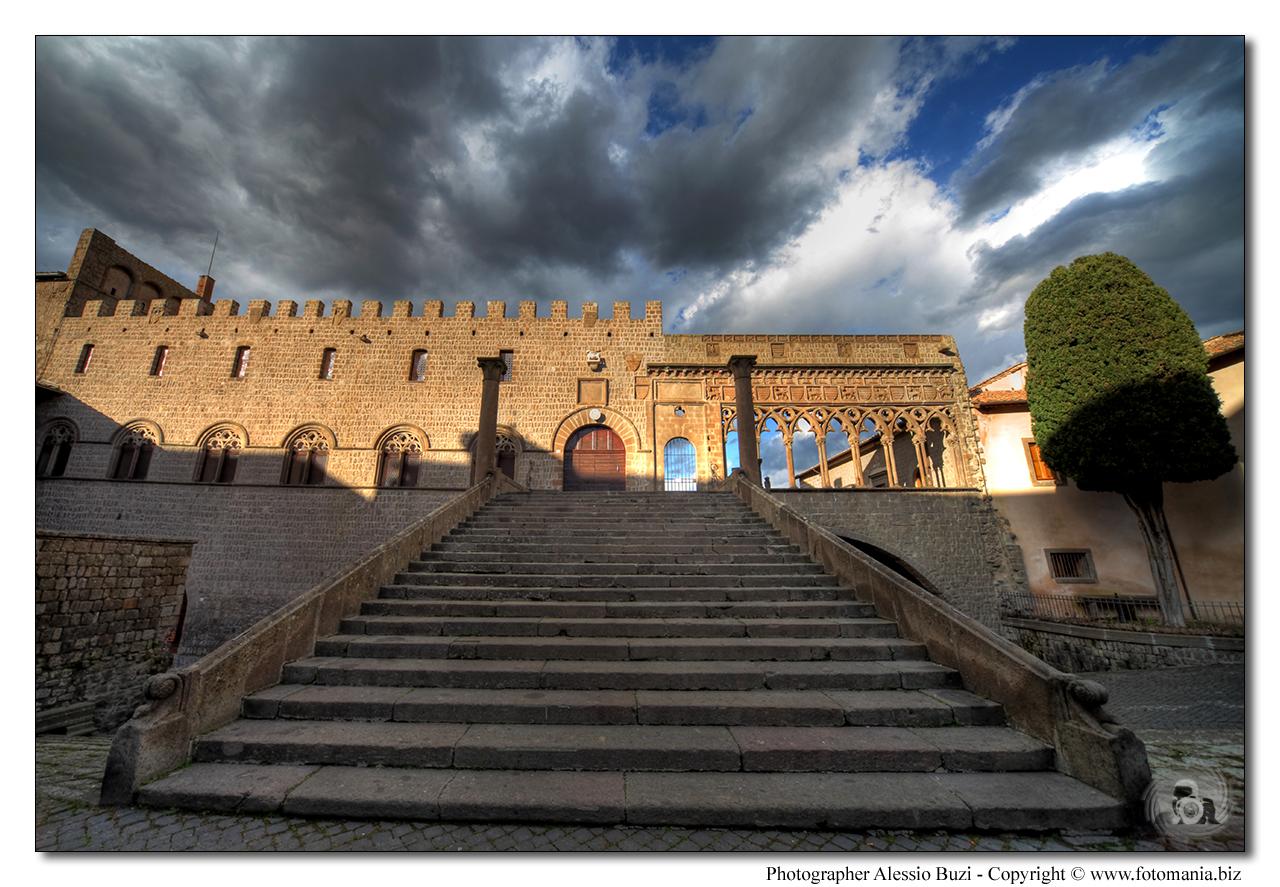 scalinata per il paradiso?