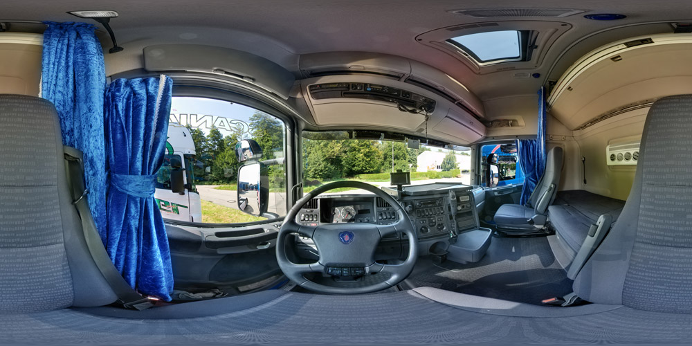 scania r500 fahrerhaus foto bild panorama techniken. Black Bedroom Furniture Sets. Home Design Ideas