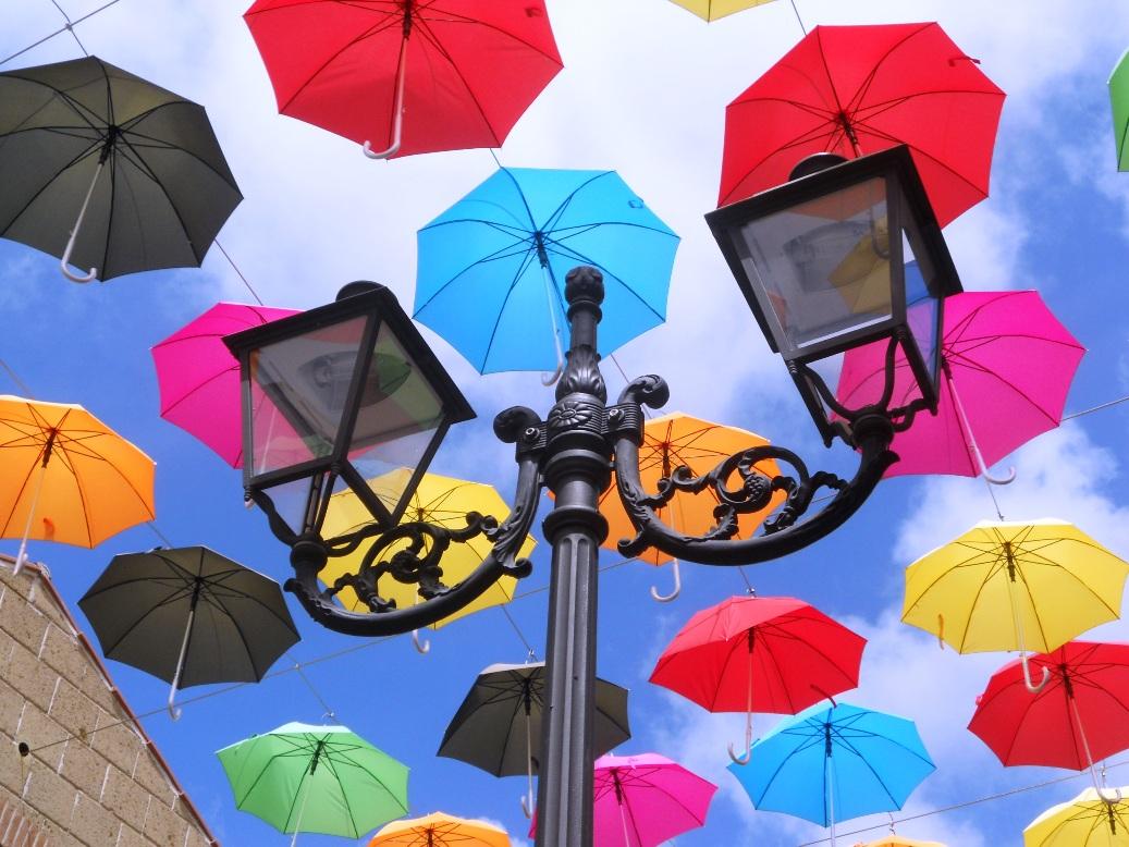 scaramanzia contro la pioggia