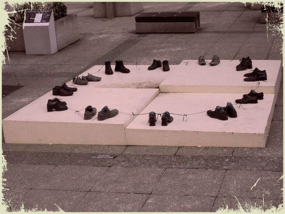 scarpe dimenticate