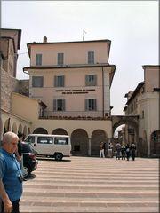 Scattata a Assisi
