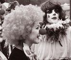 Scene da un Carnevale: maschere.
