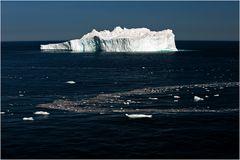 [ Scenes from the Davis Strait ]