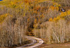 Scenic Byway 12 nahe Boulder Pass, Utah, USA