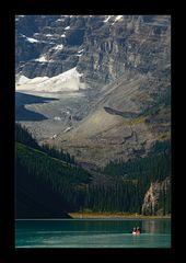 [ Scenic Lake Louise ]