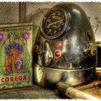 Schaaaatz, meine Corega-Tabs sind nicht im Bad!!!!