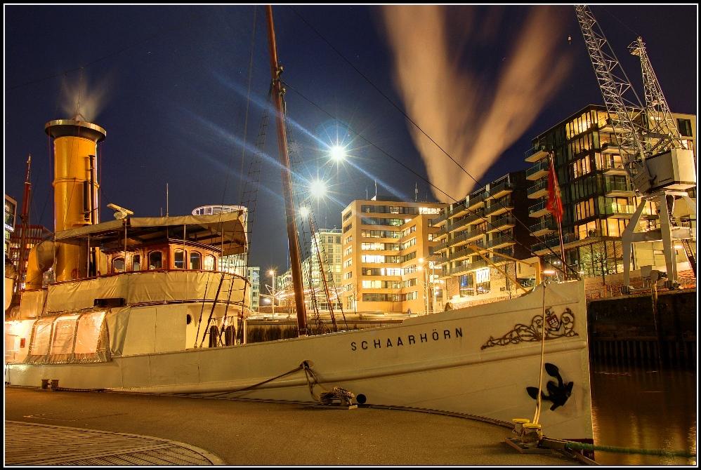 Schaarhörn @ Hafencity