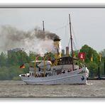 Schaarhörn, Museumsschiff