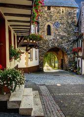Schabbach im Hunsrück ...