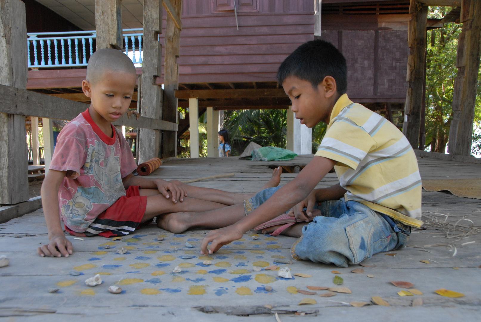 Schach auf laotisch