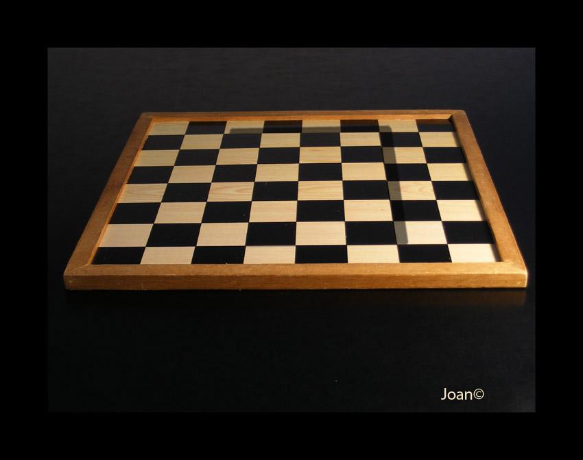 schach brett (escher)