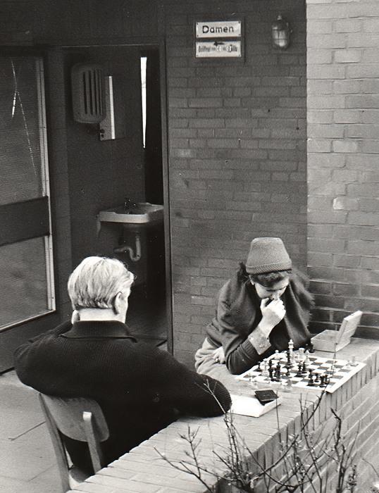 """""""Schach der Dame!"""""""