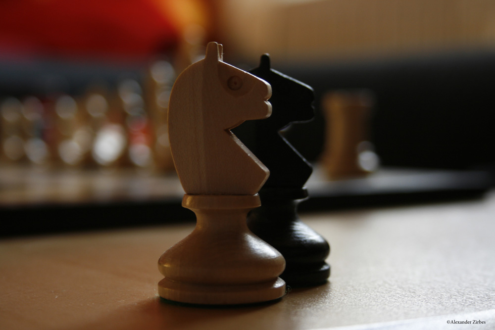 Schach mal anders