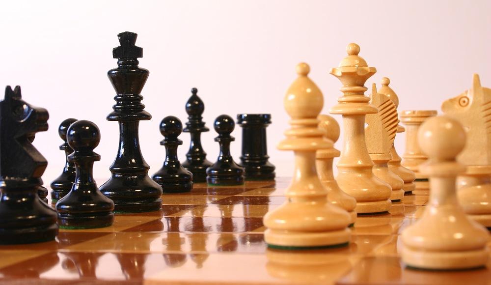 Schach-Matt