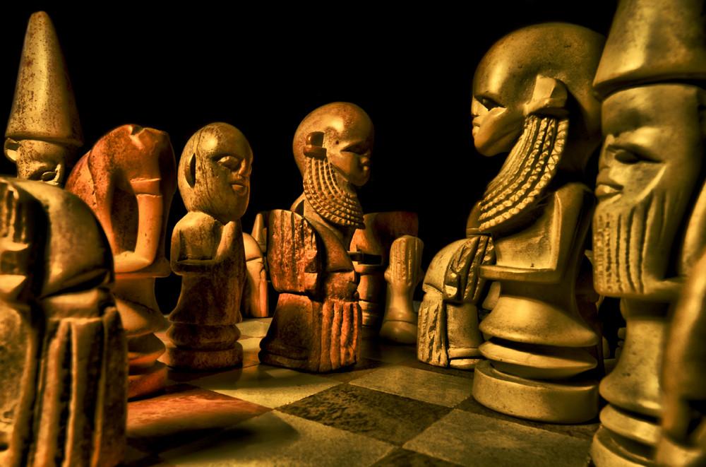 Schach matt ? - HDI - TM