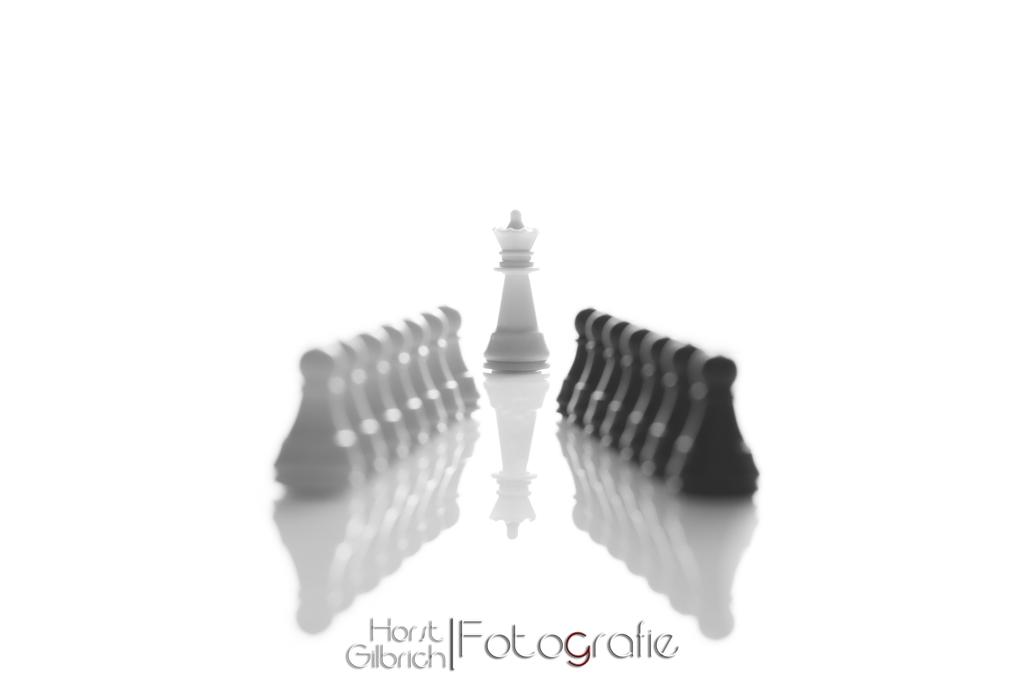 Schach perspektivisch