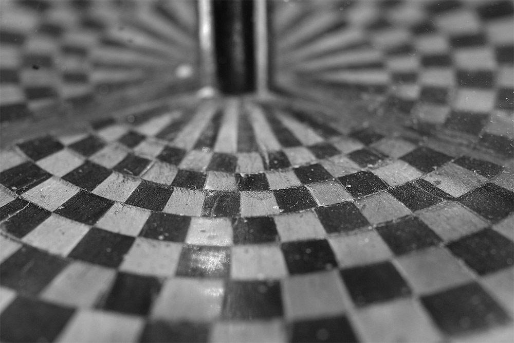 Schachmatt...