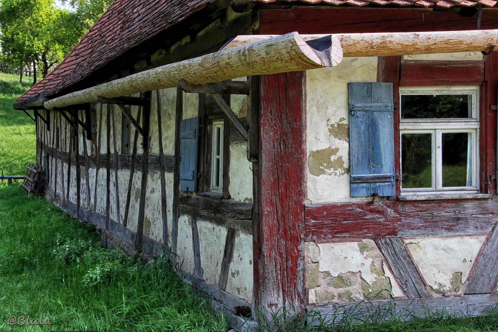Schäfer- und Hirtenhaus