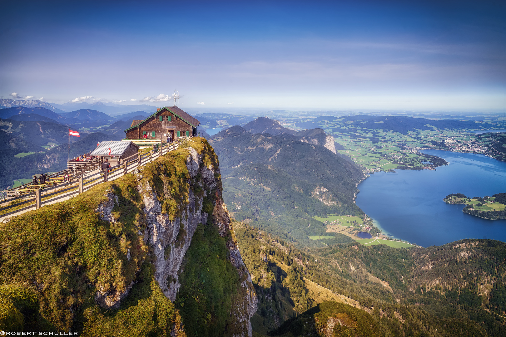 Schafberg: Knocking on heaven's door.