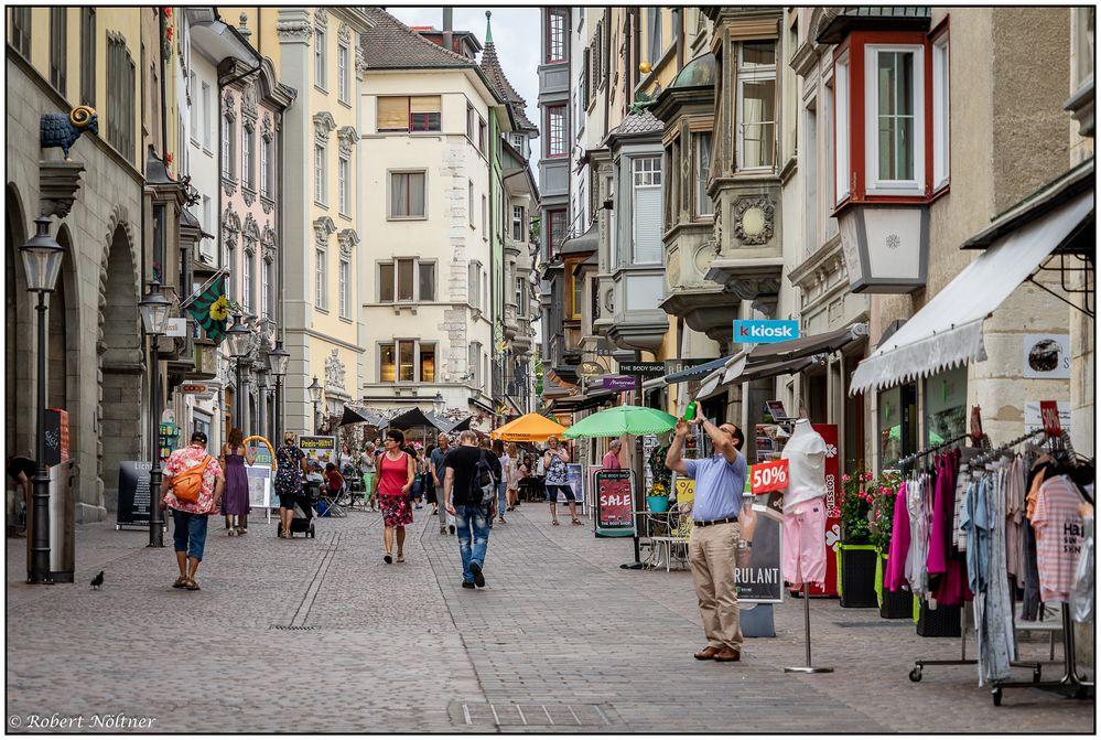 Schaffhausen - Altstadt