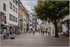 Schaffhausen, Stadt der Erker