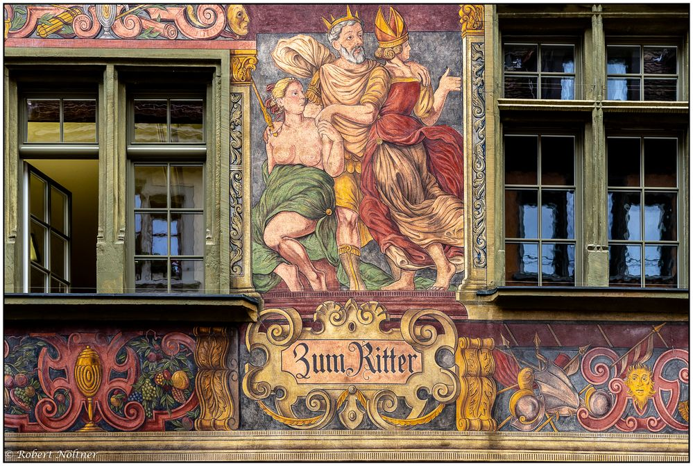 Schaffhausen - Zum Ritter