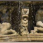 Schalenbrunnen auf dem Corneliusplatz.