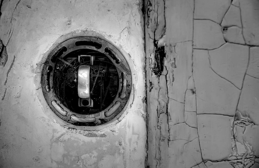 Schalter des Lichts in S/W_1030_2 Foto & Bild | marodes, specials ...