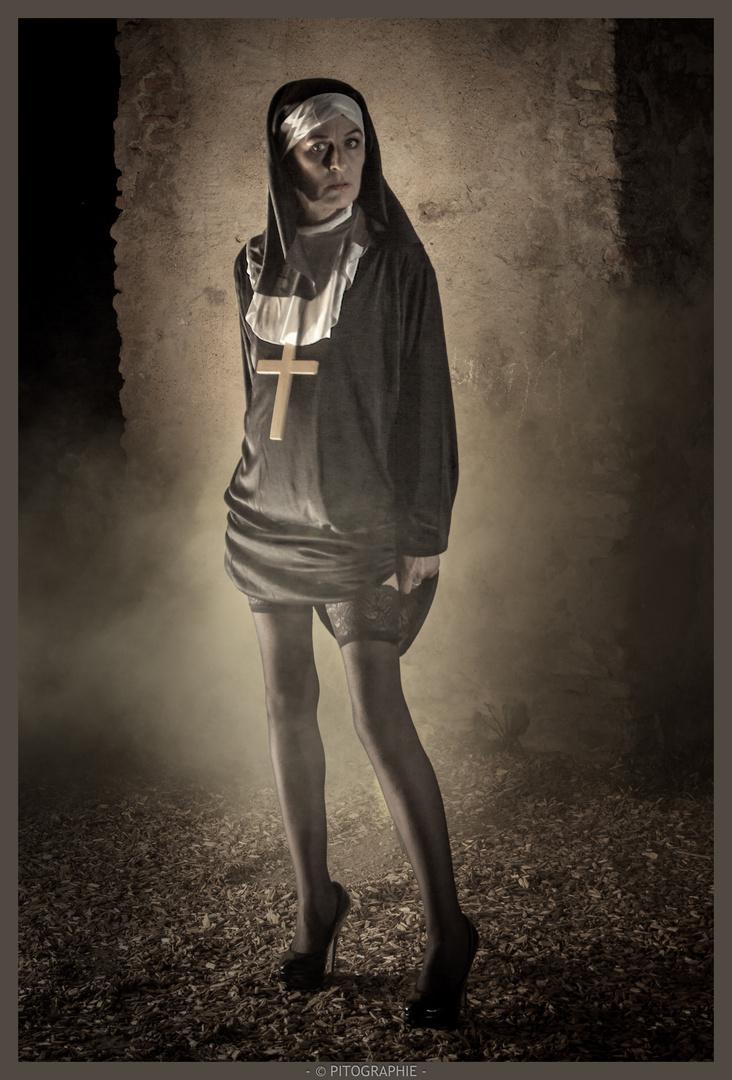 Scharfe Nonnen