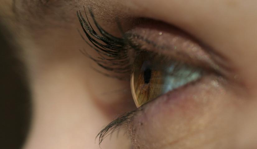 scharfer Blick