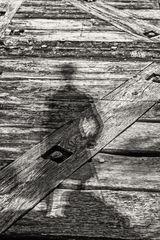 Schatten des Wanderers............
